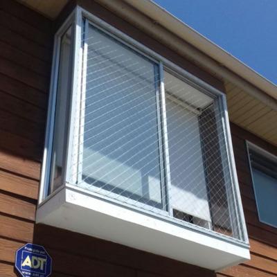 Mallas de protección para ventanas