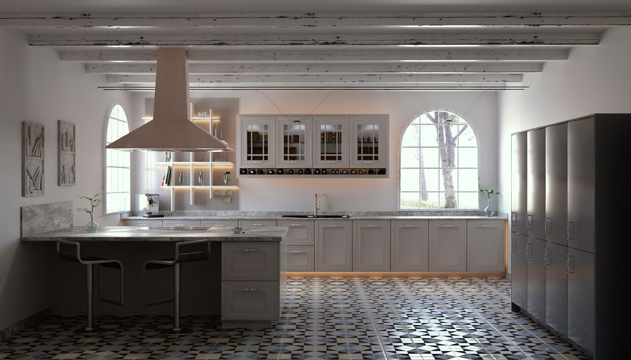 Cambiar piso de cocina