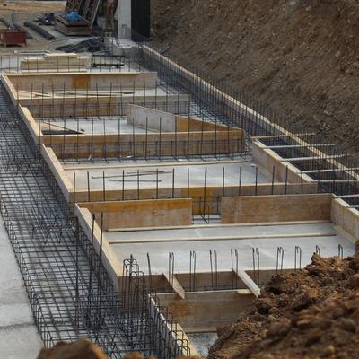 Construccion de radieres