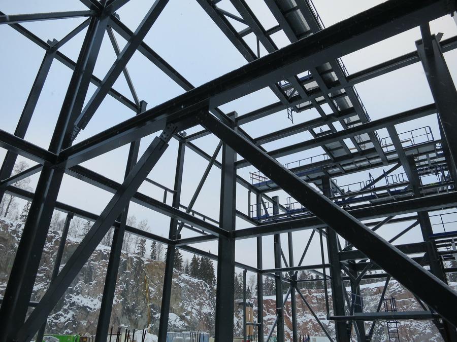 Metalcom en Construcción