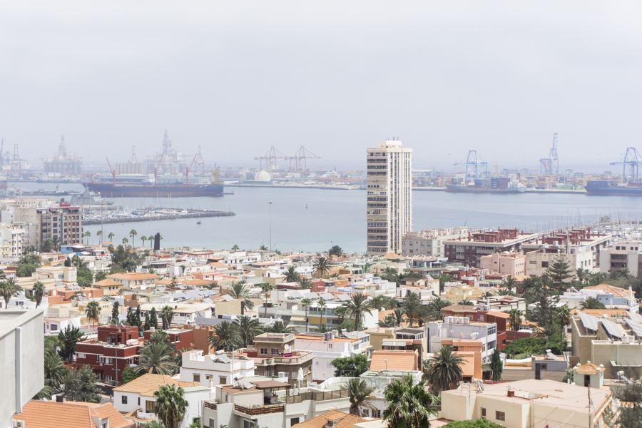 Mudanza internacional marítima