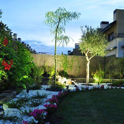 Decoración en jardines