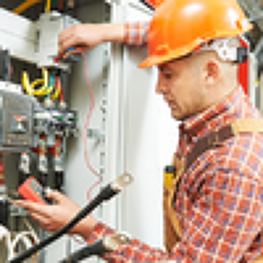 Identificar fallas o averías en un sistema eléctrico