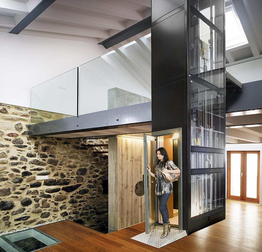 Ascensor residencial