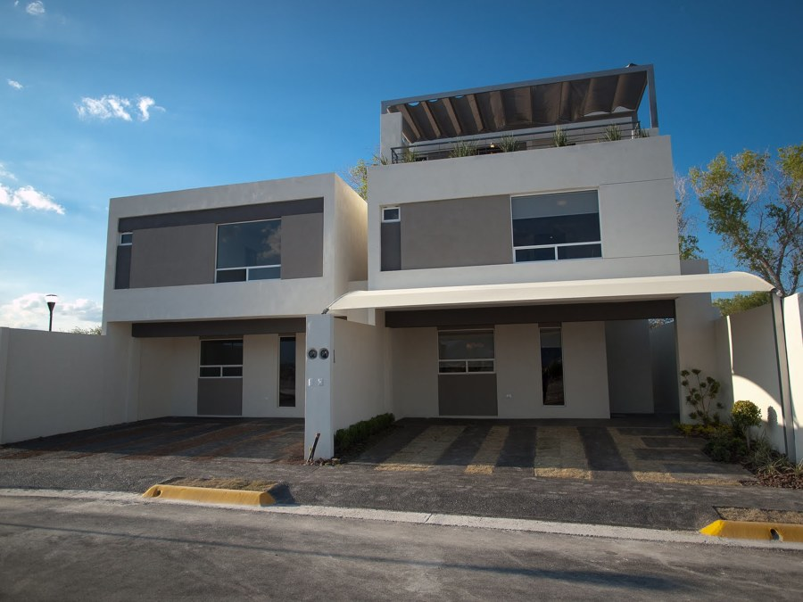Presupuesto pintar exterior casa ideas y consejos for Estilo contemporaneo casas