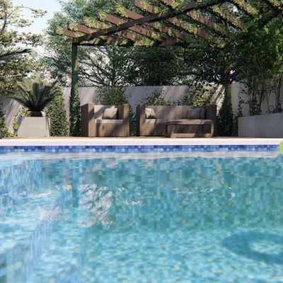Añadir o quitar azulejos de una piscina