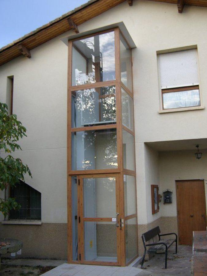 Instalar ascensor en una vivienda unifamiliar