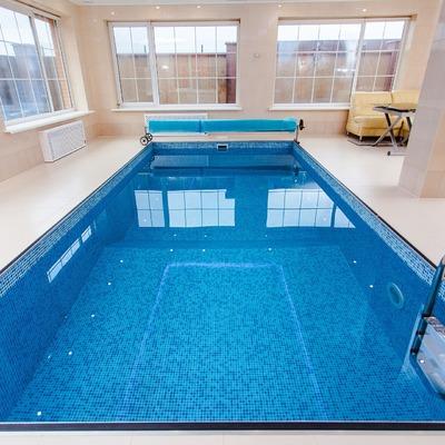 Instalar cubierta para piscina