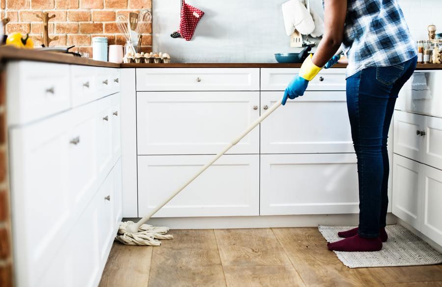 Limpieza Estándar