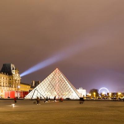 Domo piramidal