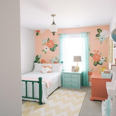 Combinación de colores con mobiliario