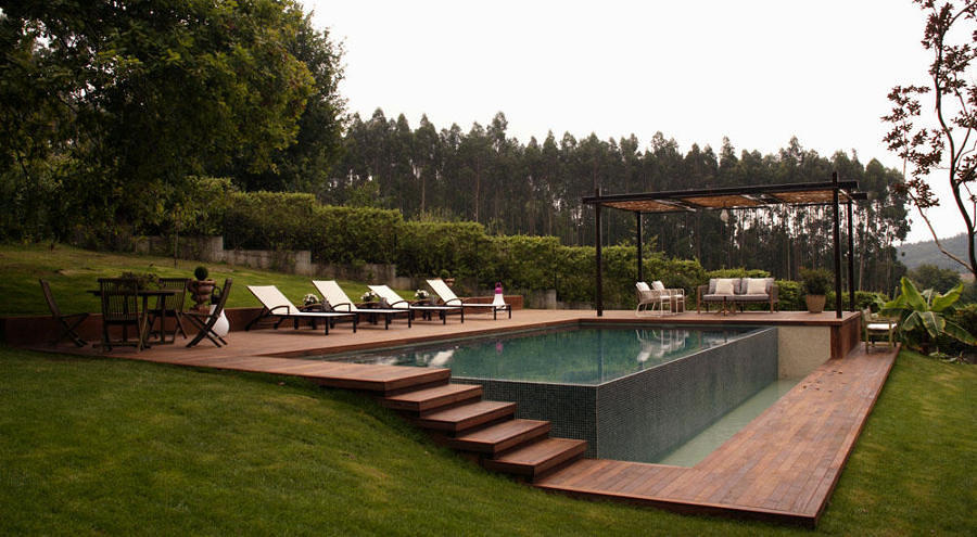 Consejos y precios para la construcci n de piscinas for Construccion de albercas precios