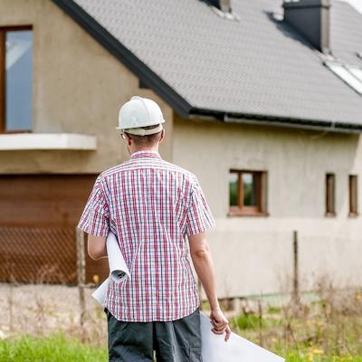Proyecto de construcción de viviendas unifamiliares