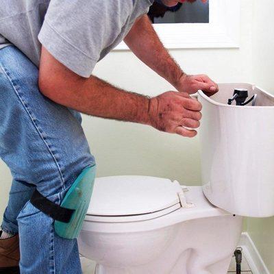 Reparar WC