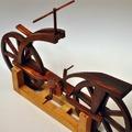 Bicicleta de Leonardo da Vinci