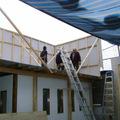 construcción 2º piso