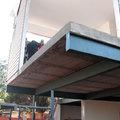 Construccion Segundo piso Vivienda Vitacura
