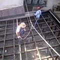 Demolición y reconstrucción techos edificio