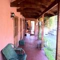 Detalle corredor casa Juan Bustos