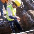 excavacion en construccion de casas y trazado