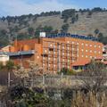 Hotel real agua caliente solar para 180 personas