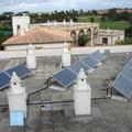 Hotel     agua caliente solar 36.000lts