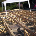 Instalación de doble techo