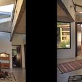 Interior que potencia la iluminación natural