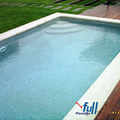 Piscina rectangular de 6 x 3