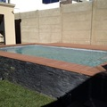 Piscina sobre nivel
