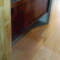 piso de madera encolado