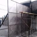 portón metalica