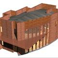 Proyecto de vivienda bioclimática con elementos reciclados.