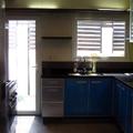 proyecto realizado cocina (casa Normandía) Providencia