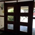 Puerta de acceso Edificio