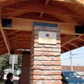 Refugios peatonales Talagante