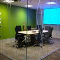 Sala de reuniones simple
