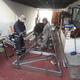 trabajando en metalcon