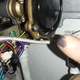 Revision valvula de agua de calefon