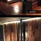 Proyecto renovación living casa JB - Chicureo.