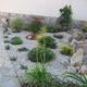 jardin con cuarzo