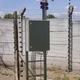 Torre de energizadores y control de cercos eléctricos