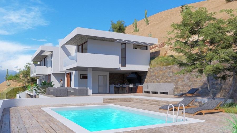 Casa Bravo - Los Morros - Buin