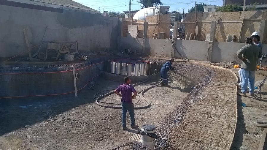 Construcción de Pisicna