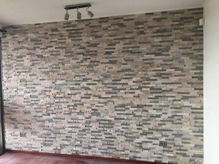 Foto muro interior de piedra de recover spa 178241 for Piedra para muros interiores