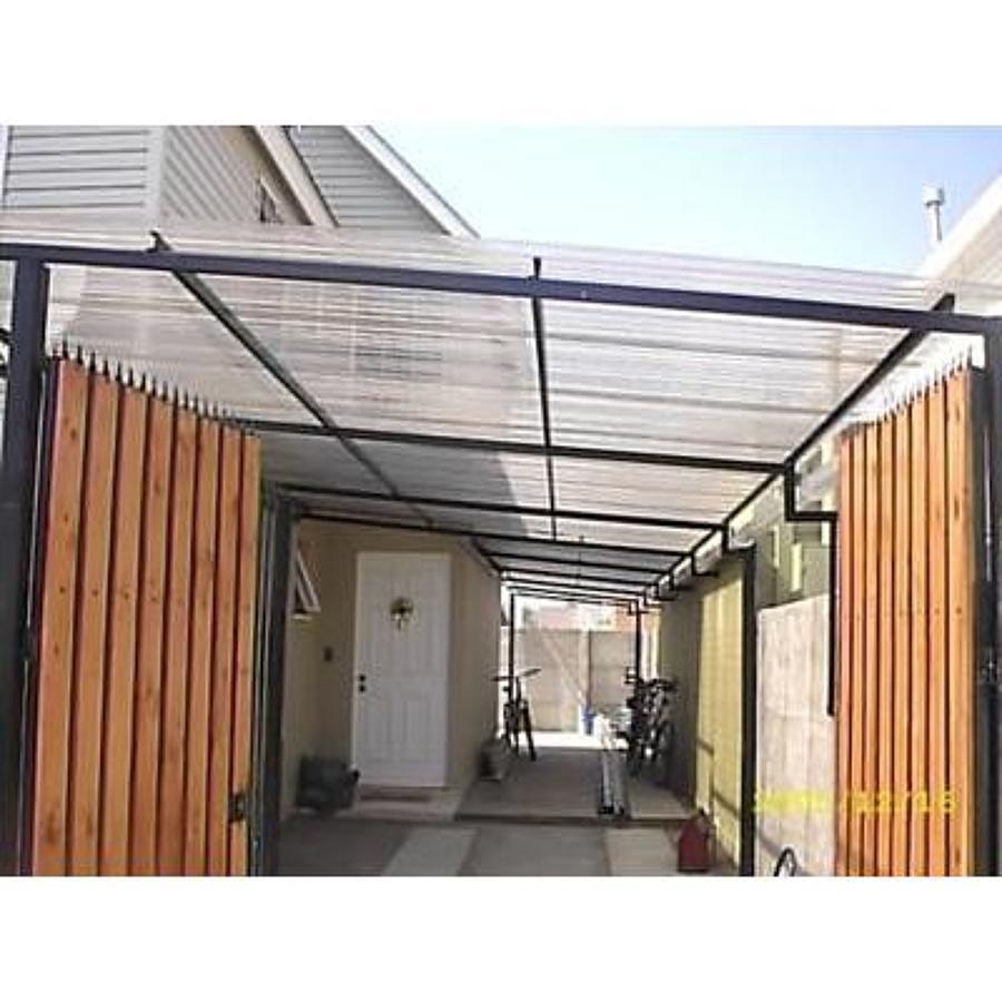 Foto cobertizo fierro de elecsold 91871 habitissimo - Como hacer cobertizo de madera ...