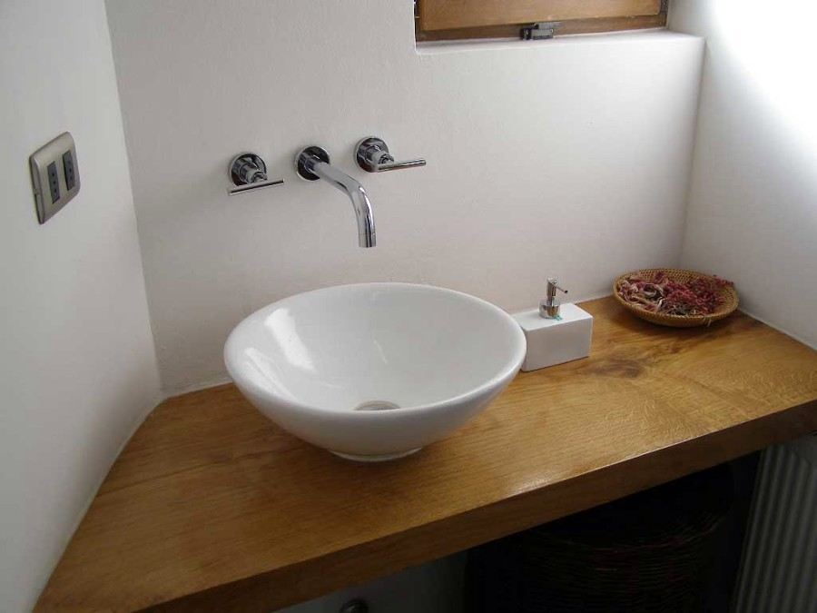 Foto ba o mueble en obra de arquitectonica visual 4391 - Mueble de obra ...