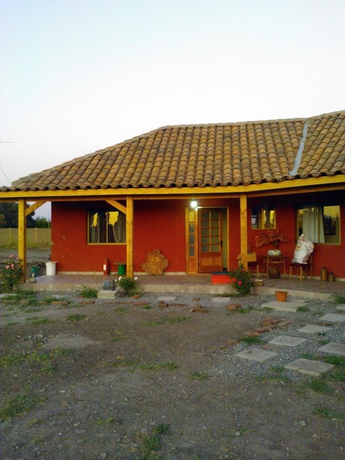 Casa CHILENA,