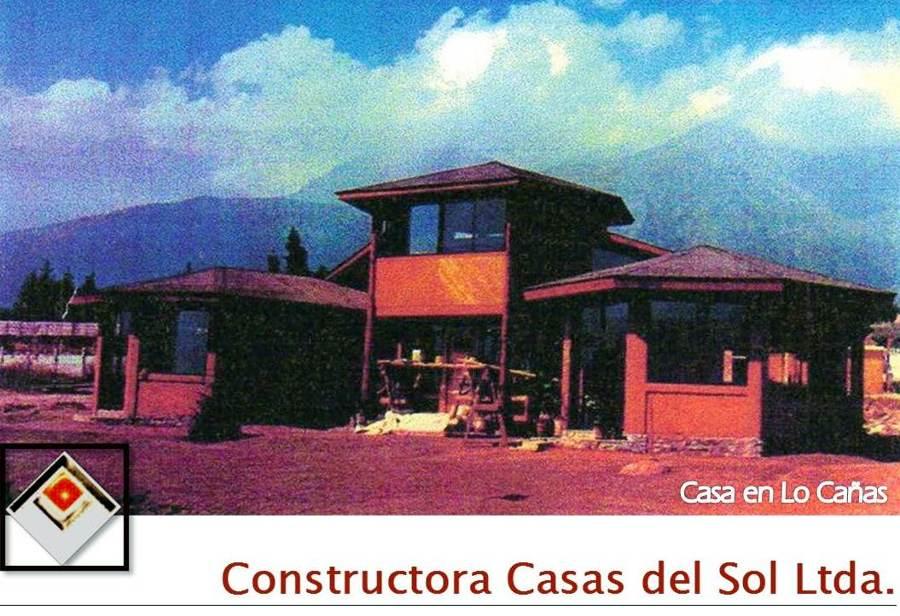 Foto casa en lo ca as de constructora casas del sol 3501 for Constructora casa