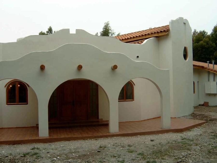 Foto casa estilo patronal mexicano 2 de arquitectonica for Casas estilo mexicano contemporaneo fotos